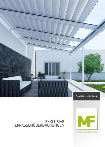 Exklusive Pergola-Modelle von MF terrassenüberdachungen